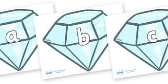 Phase 2 Phonemes on Diamonds - Phonemes, phoneme, Phase 2, Phase two, Foundation, Literacy, Letters and Sounds, DfES, display