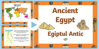 Ancient Egypt Powerpoint Romanian Translation - Ancient Egyptian, history, Egyptians, page border, border, writing template, writing aid, writing aid, Egypt, pyramids, hierogliphics, hieroglyphs, Pharaoh, hierogliphics, hieroglyphs, Tutankhamun, Giza