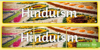 Hinduism Photo Display Banner - hinduism, photo display banner, photo banner, display banner, banner,  banner for display, display photo, display, pictures