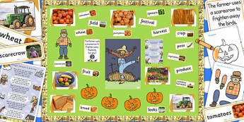 Ready Made Scarecrow Display Pack - ready made, scarecrow, pack
