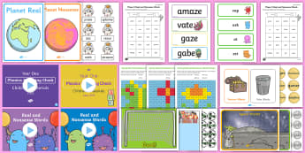 Phonics Screening Year 2 Intervention Resource Pack - phonics, screening check, phonics assessment, letters and sounds