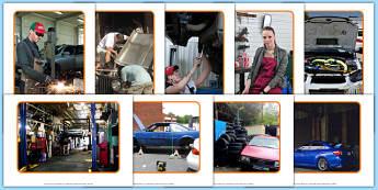 Mechanics Garage Display Photos - mechanics garage, display photos, display, photos