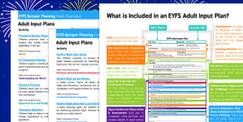 EYFS Bonfire Night Themed Bumper Planning Pack Overview - eyfs, bonfire night, bumper, planning, pack
