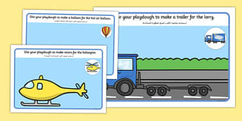 Transport Playdough Mats Arabic Translation - arabic, transport, playdough mats, playdough, mats