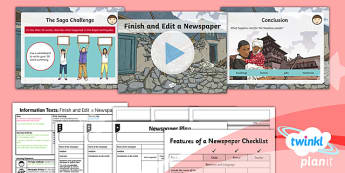 Extreme Earth: Earthquakes and Volcanoes Lesson Pack Information Texts (6)