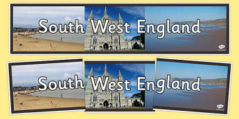 South West England Photo Display Banner - south west england, south west, england, south, west, photo, display banner, display, banner