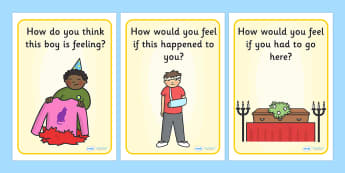 Empathetic Discussion Posters - empathetic, discussion posters, empathy, diversity, acceptance, tolerance, good behaviour, differences, understanding
