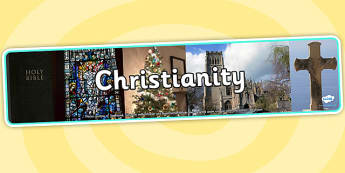 Christianity Photo Display Banner - christianity, photo display banner, photo banner, display banner, banner,  banner for display, display photo, display