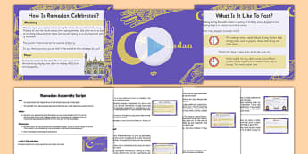 KS2 Ramadan Assembly Pack - Ramadan, islam, assembly