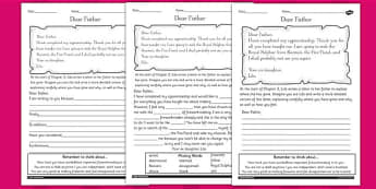 The Firework Maker's Daughter Differentiated Writing Activity