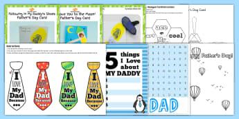 Father's Day Cards - - father's day cards, father, fathers, cards, craft, dad, daddy, happy father's day, celebrate, than
