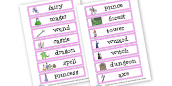 Fairytale Story - Fantasy Fairytales Primary Resources -  Primary Resources, superh