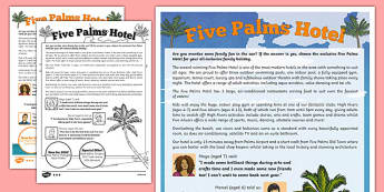 Persuasive Hotel Advertisement Writing Sample