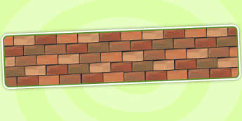 Editable Banner Brick Wall - editable banner, editable, banner, brick wall, brick wall banner, brick banner, wall banner, display banner, header, display