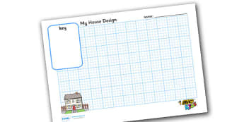 House Design Worksheet - house design, BIC picture, houses and homes, house, home, Word cards, Word Card, flashcard, flashcards, brick, stone, detached, terraced, bathroom, kitchen, door, caravan, where we live, ourselves