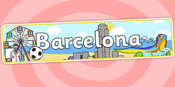 Barcelona Role Play Banner - barcelona, role play, banner, barcelona role play, barcelona banner, role play banner, display banner, barcelona header
