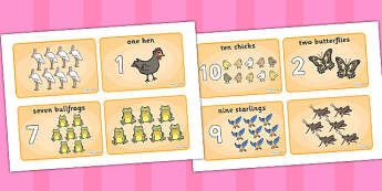 African Hen Story Story Sequencing 4 per A4 - order, ordering