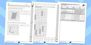 Year 4 Maths Assessment: Geometry - Position and Direction Term 2 - year 4, maths, assessment, geometry