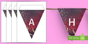 Al-Hijra Display Bunting