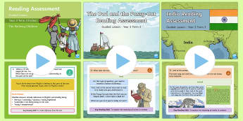 Year 3 Term 3 Reading Assessment Bumper Resource Pack - Year 3, Reading Assessment Guided Lesson PowerPoints, KS2, reading, read, assessment, guided, guidan