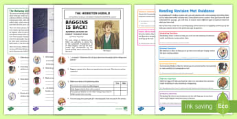 SATs Survival Year 6: Reading Revision Activity Mat Pack 1 - SATs Survival Materials Year 6, SATs, assessment, 2017, English, SPaG, GPS, grammar, punctuation, sp
