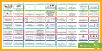 New Zealand Maths Learning Goals Stickers - New Zealand Planning and Assessment, stickers, assess, progress, planning, afl, assessment for learn