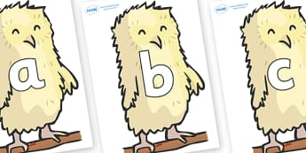 Phoneme Set on Owl Babies - Phoneme set, phonemes, phoneme, Letters and Sounds, DfES, display, Phase 1, Phase 2, Phase 3, Phase 5, Foundation, Literacy