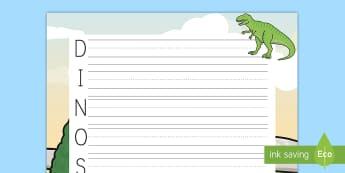 Acróstico: Dinosaurios - Dinosaurios, pre-historia, dinos, tiranosaurio, estegosaurio, triceratops, proyectos, aprendizaje ba