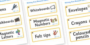 Rome Themed Editable Writing Area Resource Labels - Themed writing resource labels, literacy area labels, writing area resources, Label template, Resource Label, Name Labels, Editable Labels, Drawer Labels, KS1 Labels, Foundation Labels, Foundation S