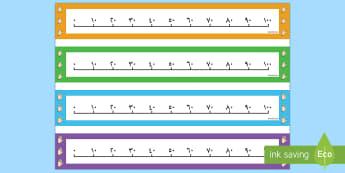 خط الأعداد للعد بالعشرات - أعداد، العد، العدد، خط الأعداد، حساب، رياضيات، عربي، ا