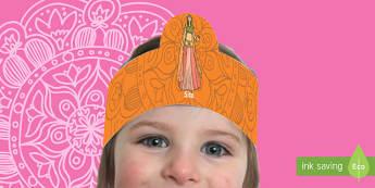 Diwali Story Role Play Headbands