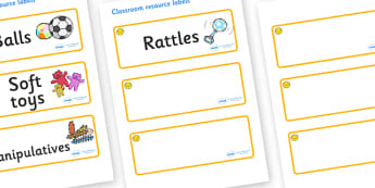 Welcome to our class- Smiley Face Themed Editable Additional Resource Labels - Themed Label template, Resource Label, Name Labels, Editable Labels, Drawer Labels, KS1 Labels, Foundation Labels, Foundation Stage Labels, Teaching Labels, Resource Label