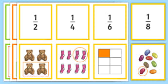 Differentiated Fractions Memory Pairs Game - fractions, memory pairs, game, activity, differentiated