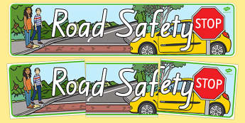 New Zealand Road Safety Display Banner