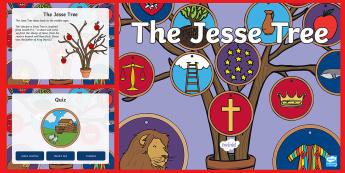 The Jesse Tree PowerPoint