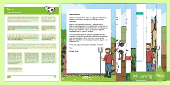 Farm Topic Hook Wow Ideas and Resource Pack - EYFS, Early Years, Early Years planning, Key Stage 1, KS1, topic starter, topic introduction, Wow ac