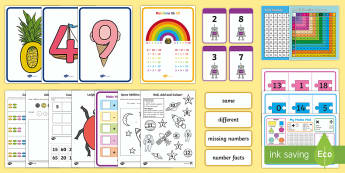 Integration Aide Maths Skills Intervention Lesson Pack-Australia - Integration Aide/Teaching Assistant, Intervention, Small Groups, Numeracy Pack.,Australia