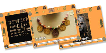 Anglo-Saxons Artefacts Photo PowerPoint - saxons, saxons powerpoint, anglo saxons, anglo-saxons, anglo-saxons photos, anglo-saxon artifacts, ks2 history