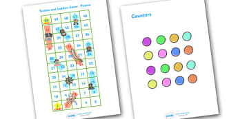 Snakes and Ladders Activity (Pirates) - snakes and ladders activity pirates, snakes and ladders, maths, game, activity, snakes, numeracy, calculation CVC, pirates, pirate, jolly roger, ocean, ship, treasure, island