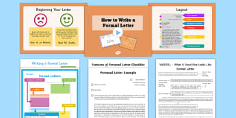 Writing a Letter -  - letter writing examples, how to write a letter, letter