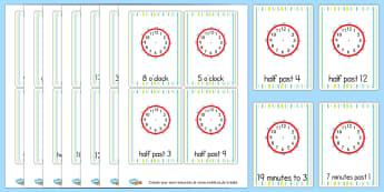 Time Loop Cards