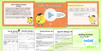 PlanIt Spelling Year 6 Term 3A W7: Assess & Review Spelling Pack - PlanIt, Spellings, Year 6, Term 3A, W7, assess and review, assessment, cloze passage, spelling mista