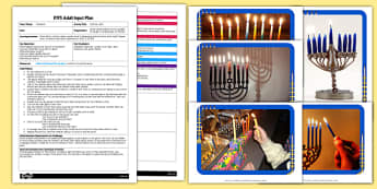 Find the Light EYFS Adult Input Plan and Resource Pack