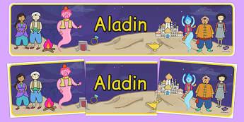 Aladin - Banner