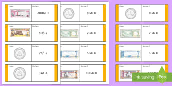 Recognising UAE Money Loop Cards - money, recognising, loop, cards, connection