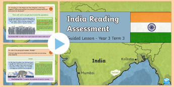 Year 3 Reading Assessment Non-Fiction Term 3 Guided Lesson PowerPoint - Year 3, Year 4 & Year 5 Reading Assessment Guided Lesson PowerPoints, KS2, reading, read, assessment