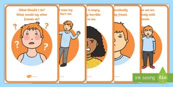 Feeling Angry Social Stories - australia, social story, social, story, activity, feeling angry, angry, anger, emotions, feeling, fe