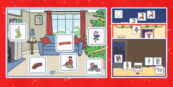 Christmas  Barrier Games Pack
