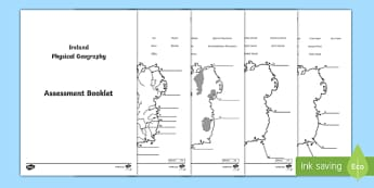 Ireland - Physical Geograhy Assessment Pack