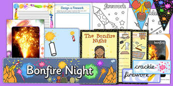 Childminder Bonfire Night Resource Pack - childminder, bonfire